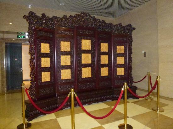 No.9 Dacheng Road Hotel: Lobby