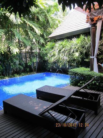 Baan Klang Wiang : Relaxing Area