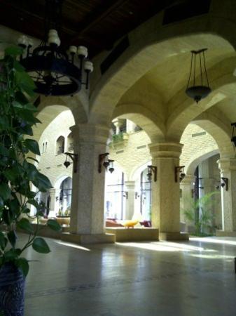 Kempinski Hotel Soma Bay: Lobby area