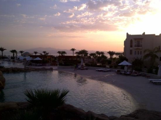 Kempinski Hotel Soma Bay: Sunset