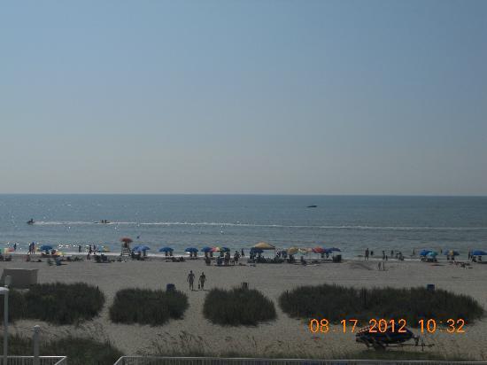Hotel Blue: beach