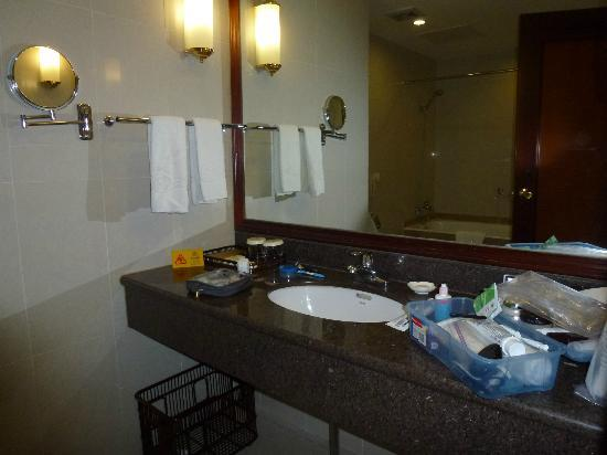 No.9 Dacheng Road Hotel: Bathroom
