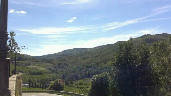 Riding with Cosimo: Florence Province, one of mant great views