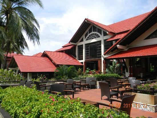 Dusit Thani Laguna Phuket: Hotel view 