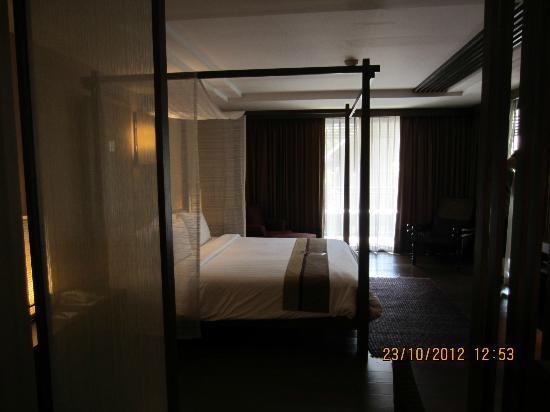 RarinJinda Wellness Spa Resort: Bedroom