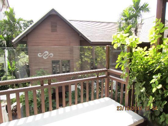 ระรินจินดา เวลล์เนส สปา รีสอร์ท: View from balcony