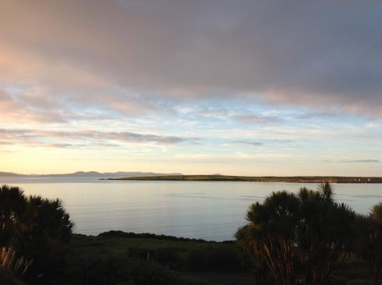 Torann Na Dtonn: view from the room