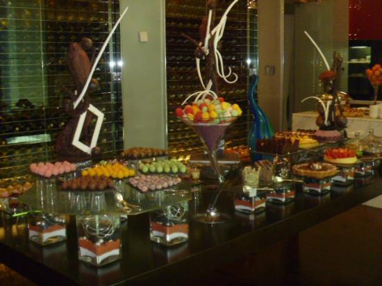 Traiteur: The Dessert room