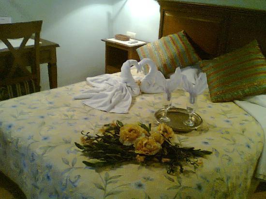 Abadia Hotel Granada: habitacion 6