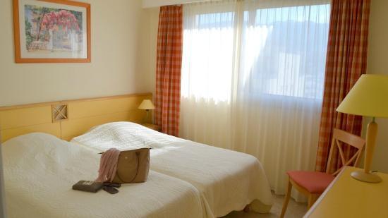 Le Massena Residence Cannes: Chambre