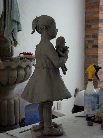 Tuna Contemporary Ceramics Center : child