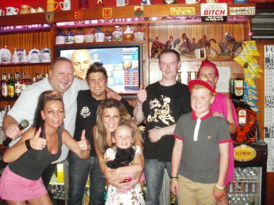 The Prince William Pub: With all the great staff again