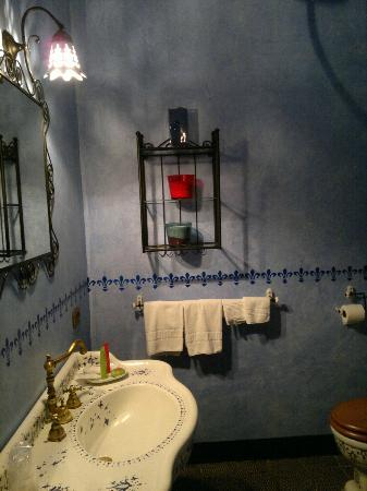 Casa Armida B&B: Bathroom
