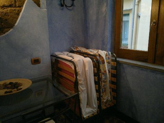 Casa Armida B&B: Storage