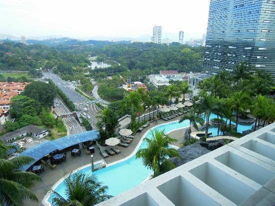 Room 2 hilton kl malaysia picture of hilton kuala - Swimming pool specialist malaysia ...
