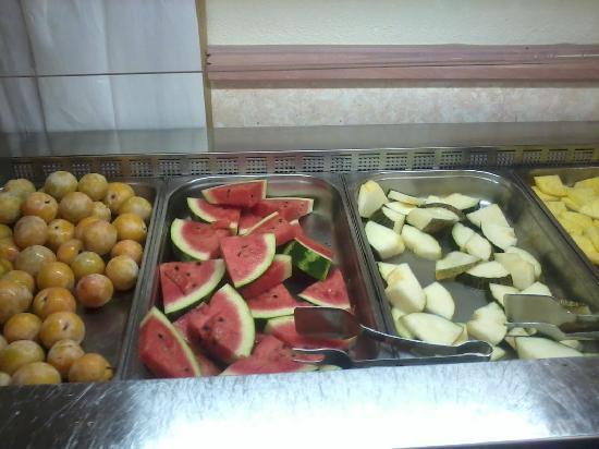 Grupotel Alcudia Suite: quelques plats aux diner