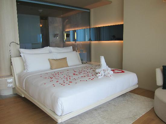 Hilton Pattaya: Room for Honeymoon
