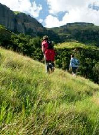 Woodcliffe cave trails maclear sydafrika omd men for Woodcliffe