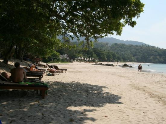 Anda Lanta Resort: Beach
