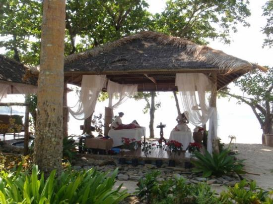 Anda Lanta Resort: Massage
