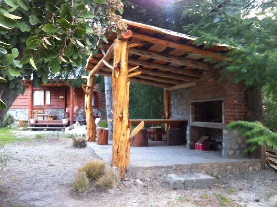 Cabanas Eluney: quincho1