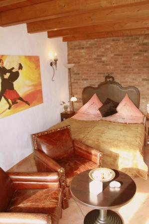 Hotel Romantiklandhaus Hazienda: Junior-Suite