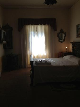 I Capricci di Merion : La camera
