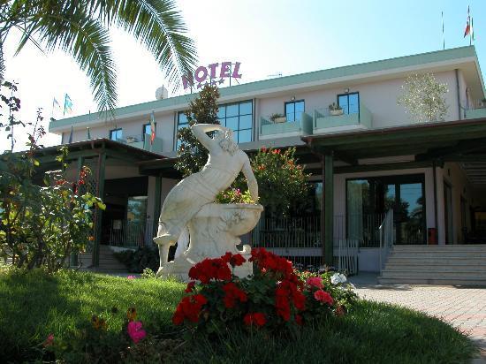 Hotel Parco degli Ulivi: Hotel