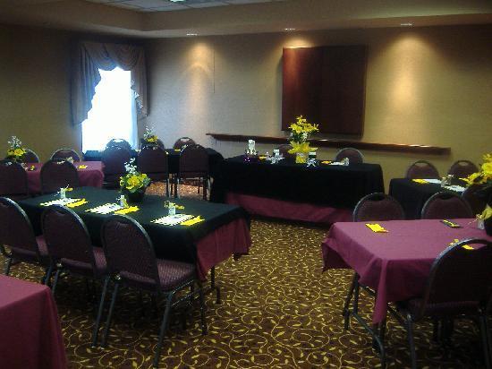 Hampton Inn Greensboro East: Meeting Room