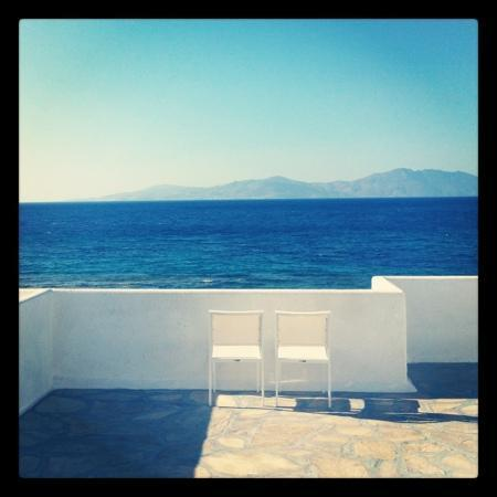 Mykonos Bay Hotel: bliss