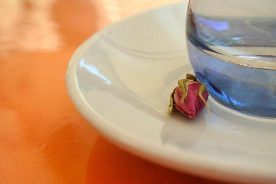 Beit Sitti: Cafe blanc