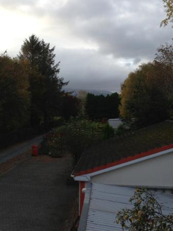 Mystical Rose Bed and Breakfast: Beautiful view from our window