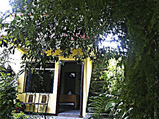Hotel Sakcari: Garden view rooms