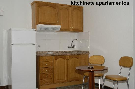 Residencial Colombo : Kitchenette