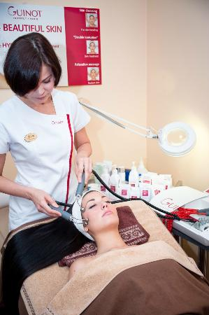 Thai Rose Spa : cosmetology
