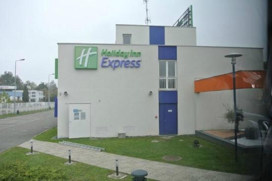 Holiday Inn Express Strasbourg - Sud: Trister Look