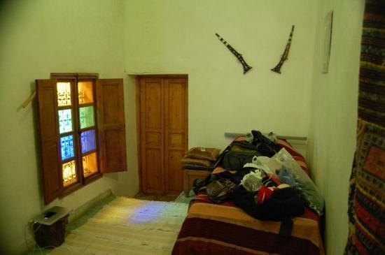 Dar Rbab: The Red Room