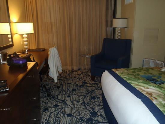 هيتون أشفيل بيانور بيلتمور بارك: Very Nice Rooms! 