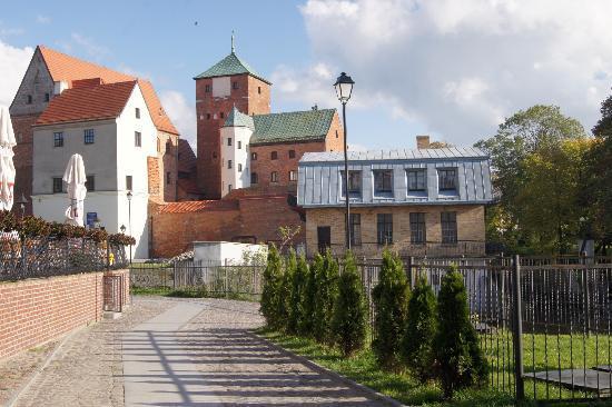 Gosciniec DARLOWO & Spa: Zamek Książąt Pomorskich