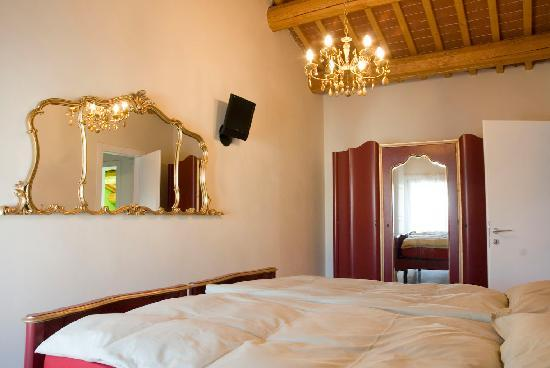 B&B Cittabella : camera romantica
