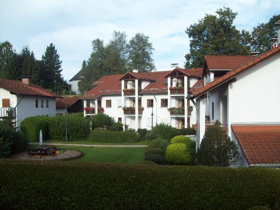 Appartement Gästehaus Köpf: PANORAMA DALLA CAMERA
