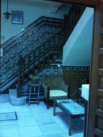 Hostal Catedral: lobby