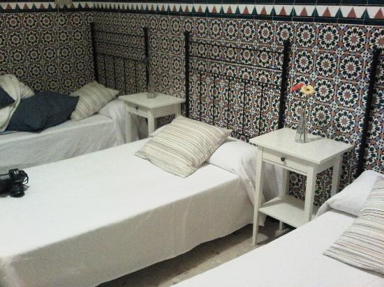 Hostal Catedral: room