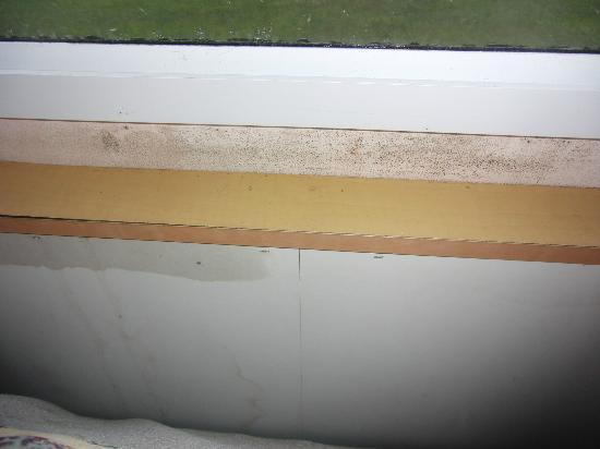 Sandy Bay Holiday Park - Park Resorts: Damp and mould