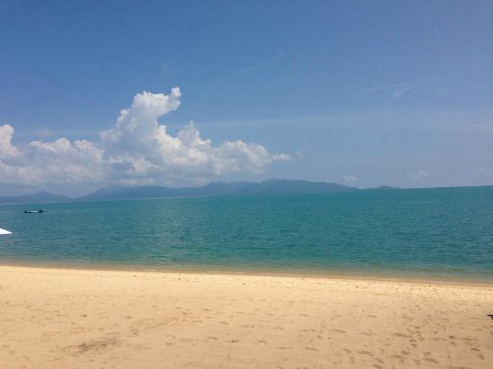 Samui Buri Beach Resort: Traumhafter Strand
