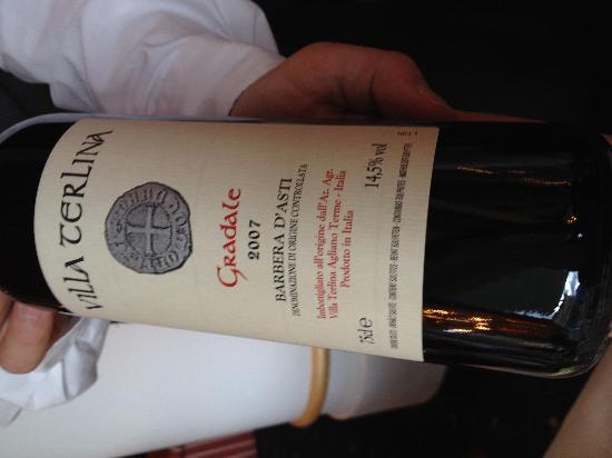 Der Verdinser Hof: Südtiroler Wein