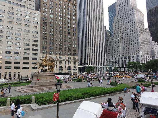 All New York Fun Tours : columbus circle new york