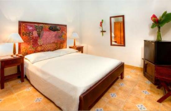 Hotel Casa del Curato: habitacion estandar segundo piso sin balcon