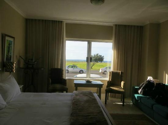 Dolphin Inn Guesthouse, Mouille Point: View from room