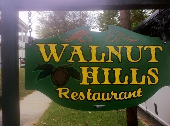 Walnut Hills Restaurant: Walnut Hills---Home Style Eating